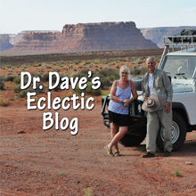 Dr. Dave's Electic Blog