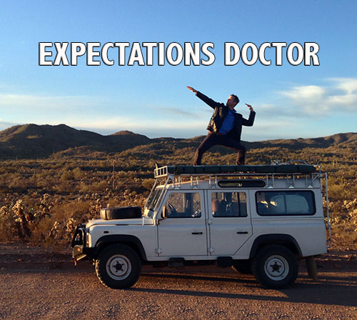 Expectations Doctor Get In Agreement With God About Who You Are