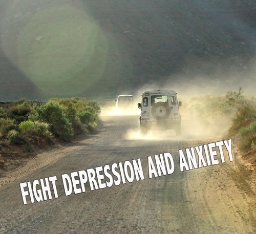 Fight Depression And Anxiety