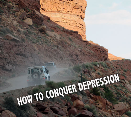 How To Conquer Depression