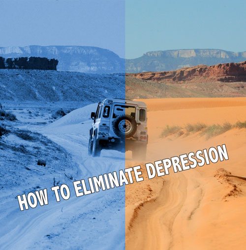 How To Eliminate Depression
