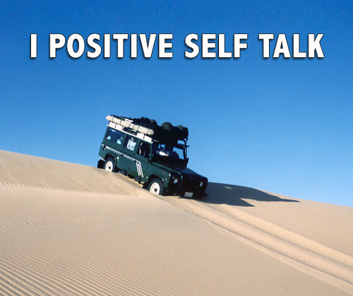 I Positive Self Talk - Maximum Strength Positive Thinking