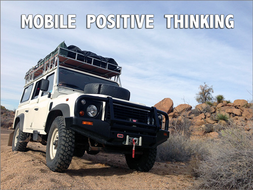 Mobile Positive Thinking