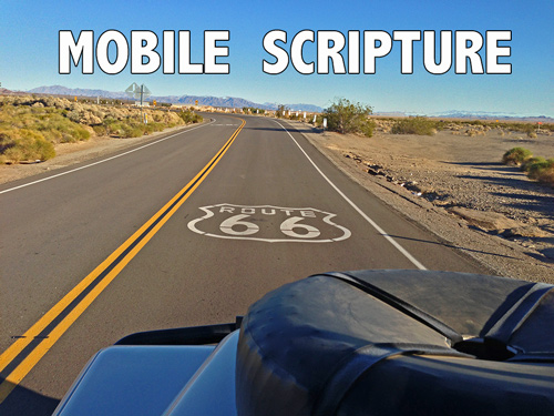 Mobile Scripture - Real Power Maxing Out On God's Love