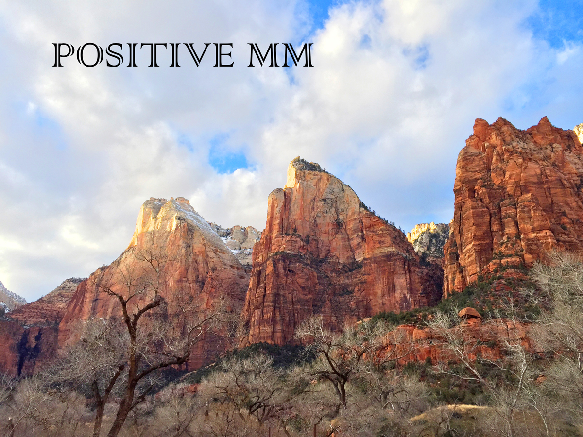 Positive Mountain Mover - Maximum Strength Positive Thinking