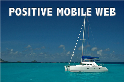 Positive Mobile Web - Maximum Strength Positive Thinking