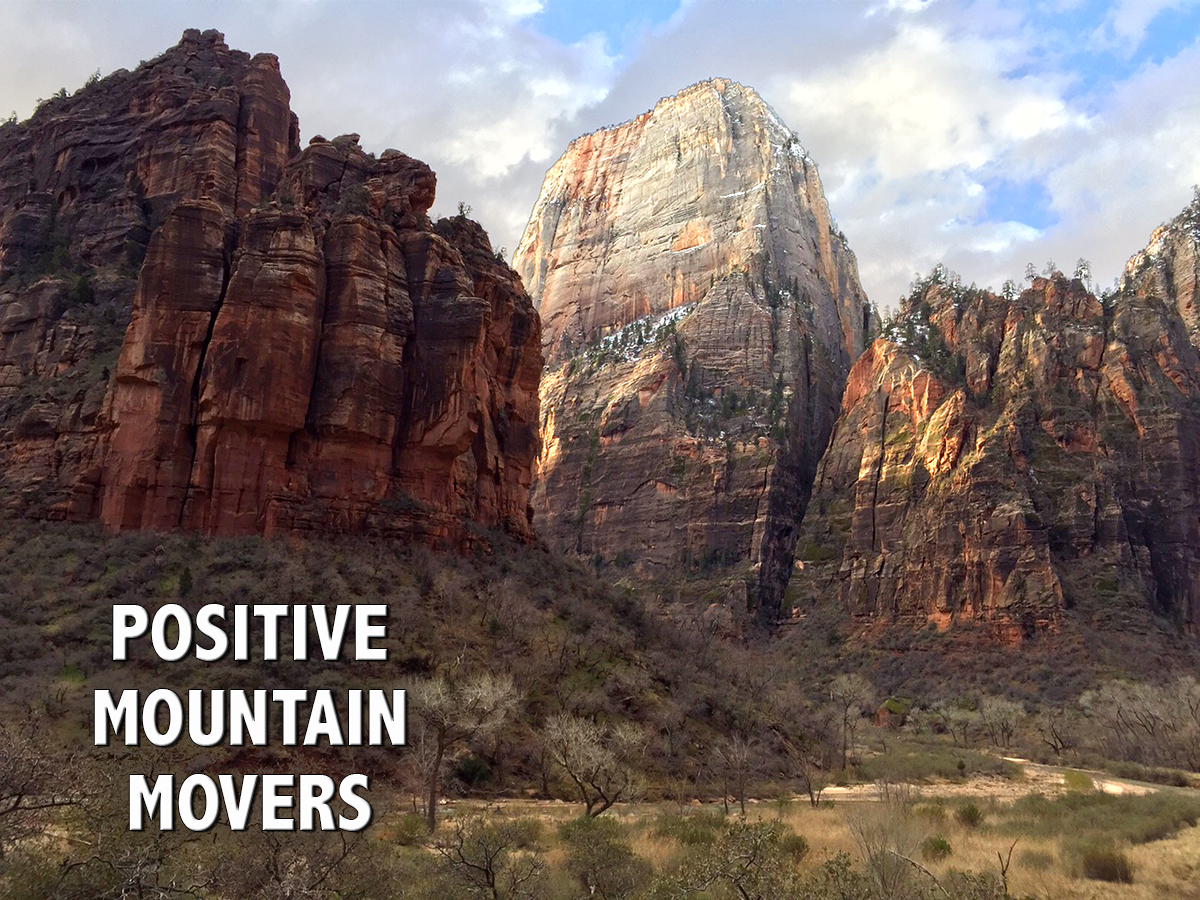 Positive Mountain Movers