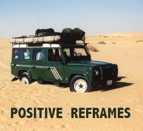 Positive Reframes - Maximum Strength Positive Thinking