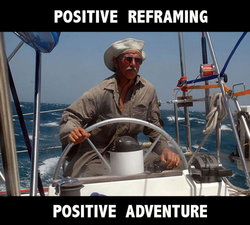 Positive Reframing - Maximum Strength Positive Thinking
