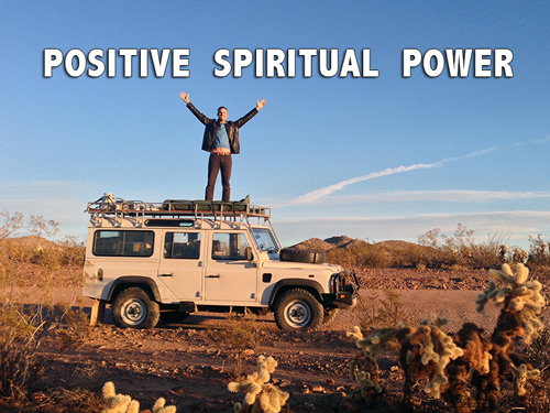 Positive Spiritual Power