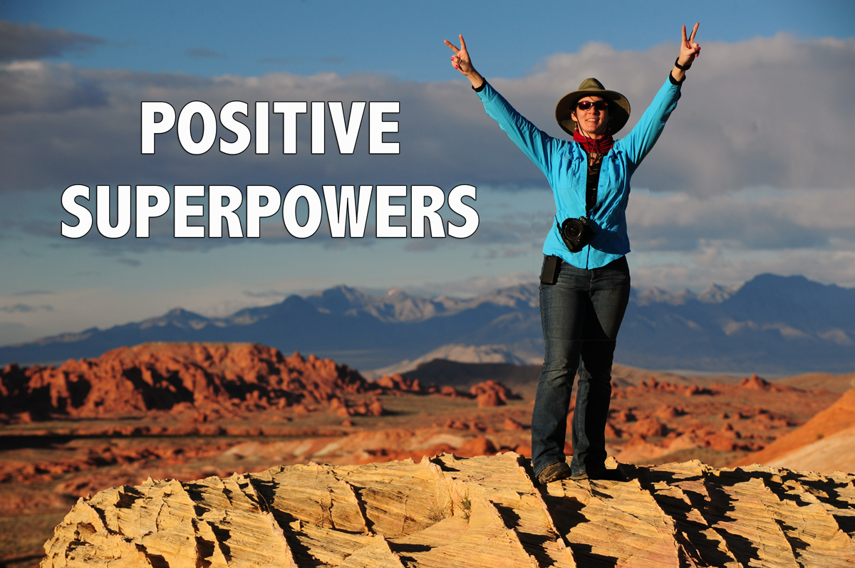 Positive Superpowers - Maximum Strength Positive Thinking
