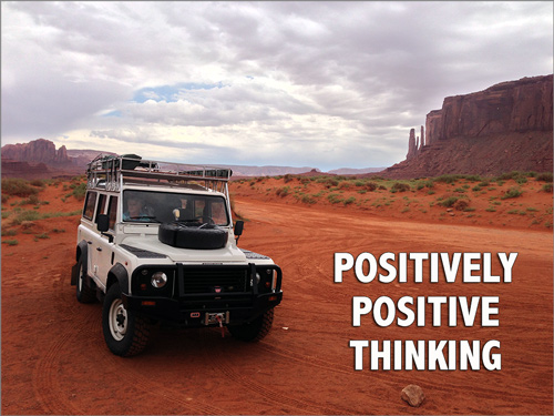 Positively Positive Thinking